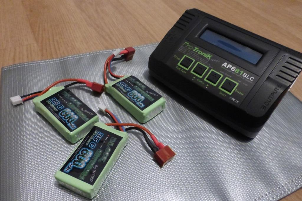 Batteries_Chargeur